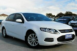 2011 Ford Falcon FG MkII XT EcoLPi White 6 Speed Sports Automatic Sedan Craigieburn Hume Area Preview
