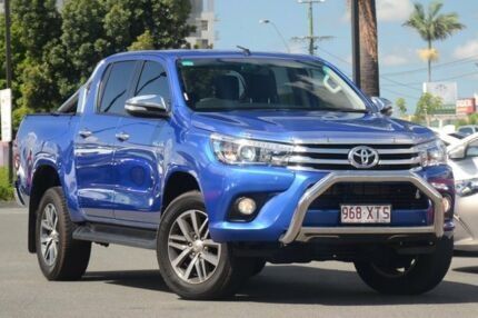 Toyota Hilux Buy New And Used Cars In Brisbane Region