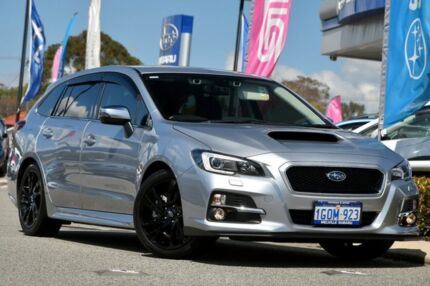 2017 Subaru Levorg V1 MY17 2.0 GT-S CVT AWD Ice Silver 8 Speed Constant Variable Wagon Willagee Melville Area Preview