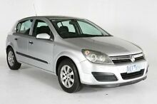 2006 Holden Astra AH MY06 CD Silver 4 Speed Automatic Hatchback Melbourne CBD Melbourne City Preview