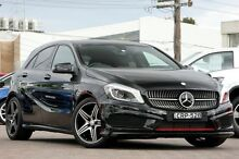 2013 Mercedes-Benz A250 176 Sport Black 7 Speed Automatic Hatchback Waitara Hornsby Area Preview