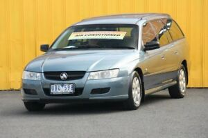 2006 Holden Commodore VZ MY06 Executive Grey 4 Speed Automatic Wagon