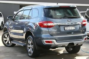 2015 Ford Everest UA Titanium Blue 6 Speed Automatic Wagon Petersham Marrickville Area Preview