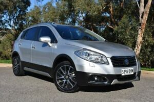 2014 Suzuki S-Cross JY GLX Silver 7 Speed Constant Variable Hatchback St Marys Mitcham Area Preview
