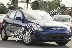 2012 Hyundai i30 FD MY11 SX Blue 4 Speed Sports Automatic Hatchback Morley Bayswater Area Preview