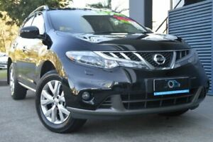 2013 Nissan Murano Z51 Series 3 TI Black 6 Speed Constant Variable Wagon Ashmore Gold Coast City Preview