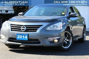2014 Nissan Altima 2.5 SL- LEATHER+ HEATED SEATS/STEERING WHEEL