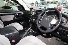 2011 Toyota Landcruiser VDJ200R MY10 GXL White 6 Speed Sports Automatic Wagon Northbridge Perth City Preview