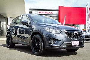 2013 Mazda CX-5 KE1021 MY13 Grand Touring SKYACTIV-Drive AWD Grey 6 Speed Sports Automatic Wagon Garbutt Townsville City Preview