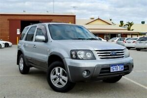 2006 Ford Escape ZC XLT Silver 4 Speed Automatic Wagon Greenfields Mandurah Area Preview