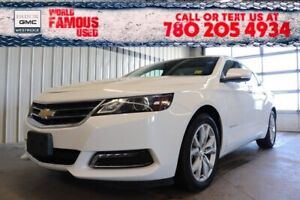 2018 Chevrolet Impala LT. Text 780-205-4934 for more information