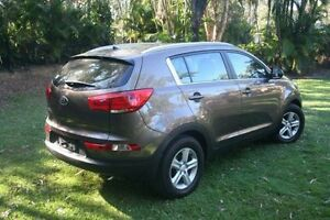 2014 Kia Sportage 2.0 AUTOMATIC Bronze Automatic SUV Capalaba Brisbane South East Preview
