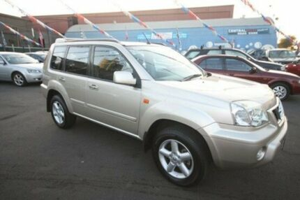 2003 Nissan X-Trail T30 TI Gold 4 Speed Automatic Wagon Kingsville Maribyrnong Area Preview