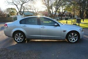 2009 Holden Commodore VE MY09.5 International Silver 4 Speed Automatic Sedan Nailsworth Prospect Area Preview