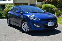 2012 Hyundai i30 GD Active Blue 6 Speed Sports Automatic Hatchback Claremont Nedlands Area Preview