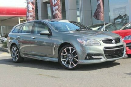 2014 Holden Commodore  Prussian Steel Auto Seq Sportshift Wagon Watsonia North Banyule Area Preview