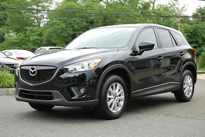 2014 Mazda CX-5 5 Gx 6-Speed Manual Lease Takeover