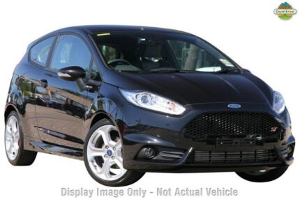 2015 Ford Fiesta WZ ST Panther Black 6 Speed Manual Hatchback Mornington Mornington Peninsula Preview