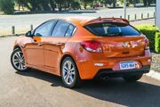 2014 Holden Cruze JH Series II MY14 SRi Z Series Orange 6 Speed Sports Automatic Hatchback Rockingham Rockingham Area Preview