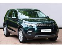 2017 LAND ROVER DISCOVERY SPORT DIESEL SW