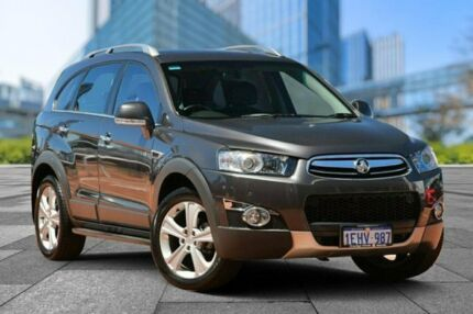 2013 Holden Captiva CG MY13 7 AWD LX Grey 6 Speed Sports Automatic Wagon Myaree Melville Area Preview
