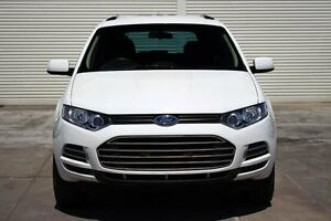 2014 Ford Territory SZ TX Seq Sport Shift White 6 Speed Sports Automatic Wagon Seaford Frankston Area Preview
