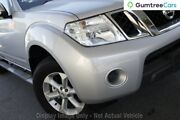 2011 Nissan Navara D40 MY10 ST-X Silver 5 Speed Automatic Utility Osborne Park Stirling Area Preview