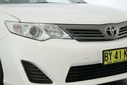 2014 Toyota Camry ASV50R Altise Glacier White 6 Speed Sports Automatic Sedan Maryville Newcastle Area Preview
