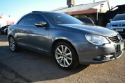 2008 Volkswagen EOS Grey 6 Speed Auto Dual Clutch Convertible Blair Athol Port Adelaide Area Preview