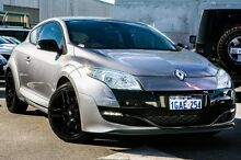 2011 Renault Megane III D95 Grey 6 Speed Manual Coupe Osborne Park Stirling Area Preview