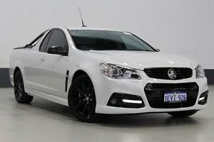 2015 Holden Ute VF MY15 SS-V Sandman White 6 Speed Automatic Utility Bentley Canning Area Preview