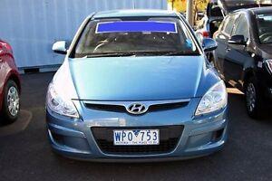 2007 Hyundai i30 Blue Manual Hatchback Cranbourne Casey Area Preview