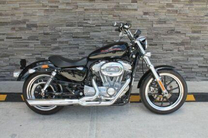 2012 Harley-Davidson XL883L Super LOW 883CC Cruiser Kunda Park Maroochydore Area Preview