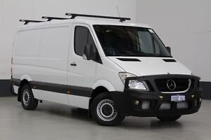 2006 Mercedes-Benz Sprinter 906 309 CDI MWB White 6 Speed Manual Van Bentley Canning Area Preview