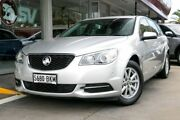 2016 Holden Commodore VF II MY16 Evoke Sportwagon Silver 6 Speed Sports Automatic Wagon Somerton Park Holdfast Bay Preview