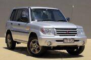 2002 Mitsubishi Pajero IO QA MY2002 4 Speed Automatic Wagon Yeerongpilly Brisbane South West Preview