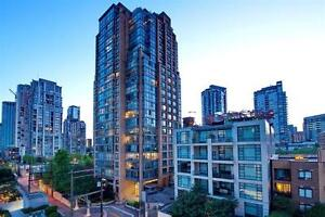 Executive Pet-Friendly Suite in Downtown Vancouver   Yaletown