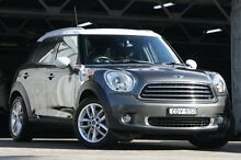 2012 Mini Cooper R60 MY12 Countryman Grey 6 Speed Automatic Wagon Mosman Mosman Area Preview