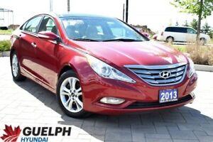 2013 Hyundai Sonata Limited NAV | BACKUP CAM | HEATED SEATS & MO