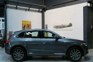 2015 Audi Q5 8R MY15 TFSI Tiptronic Quattro Sport Edition Grey 8 Speed Sports Automatic Wagon