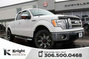 2010 Ford F-150 Lariat - Heated/Cooled Leather Seats