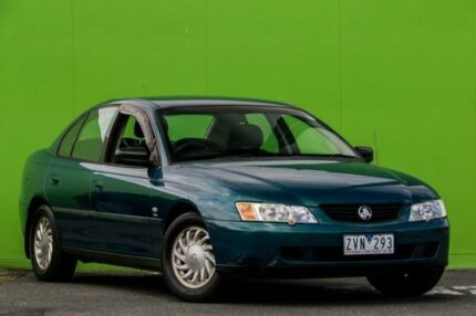 2003 Holden Commodore VY II Executive 4 Speed Automatic Sedan Ringwood East Maroondah Area Preview