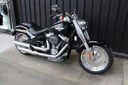 2019 Harley-Davidson 2019 HARLEY DAVDISON 1800CC FLFBS F Nerang Gold Coast West Preview