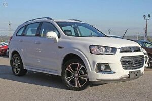 2017 Holden Captiva CG MY17 LTZ AWD White 6 Speed Sports Automatic Wagon Pearsall Wanneroo Area Preview