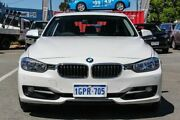 2013 BMW 320i White Sports Automatic Sedan Welshpool Canning Area Preview