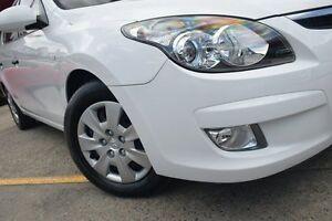 2011 Hyundai i30 FD MY12 SX 1.6 CRDi White 4 Speed Automatic Hatchback Homebush Strathfield Area Preview