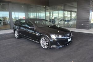 2010 Holden Commodore VE SS V Black Sports Automatic Strathmore Heights Moonee Valley Preview