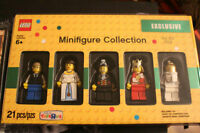 Minifigure Collection Lego Bricktober 2013 NEUF