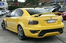 2012 Holden Special Vehicles GTS E Series 3 MY12 Yellow 6 Speed Manual Sedan Pennant Hills Hornsby Area Preview