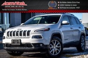 2017 Jeep Cherokee Limited AWD|Luxury,Safetytec Pkgs|Backup_Cam|